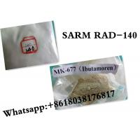 Wholesale Medicine Grade Pharmaceutical Intermediates SARM RAD-140 For Muscle Mass CAS 1182367-47-0 from china suppliers