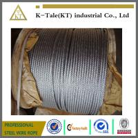Wholesale wire rope used in electric hoist from china suppliers