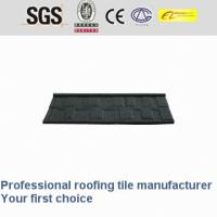 Buy cheap fashion roofing tile of metal from wholesalers