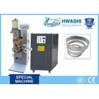 Wholesale Fast Steel Glass Belt / Strip Capacitor Discharge Welding Machine Full Automatic from china suppliers