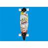 Buy cheap Aluminum Truck Hardware Maple Wood Skateboards Custom Skate Decks For Adult from wholesalers