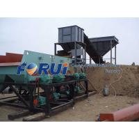 China black gold ore beneficiation plant, gold separatopr, gold enrichment machine from black sand on sale