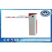 Wholesale 90 Degree Folding car park security barriers , CE Confirmed Park Boom Gate from china suppliers