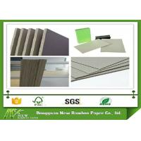 Wholesale 1100gsm Mixed Pulp Grade A Grey Board for Printing Industry / Stationery from china suppliers