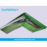 Wholesale Multi Language Rechargeable LCD Video Brochure High - Definition with HiFI Speaker from china suppliers