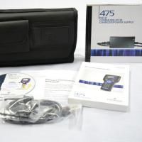 Quality Intelligent Emerson 475 Field communicator has bluetooth / Easy-upgrade option for sale