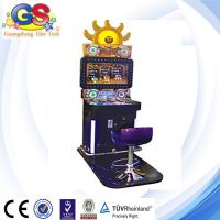 Wholesale Caribbean Pirate lottery machine ticket redemption game machine from china suppliers