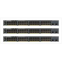 Wholesale LAN Base 10 Gigabit Ethernet Switch 48 Port WS-C2960X-48FPD-L GigE PoE 2 x 10G from china suppliers
