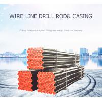 Wholesale Wireline Q  threads Core Drilling Rod BQ NQ HQ PQ For Mining Exploration from china suppliers