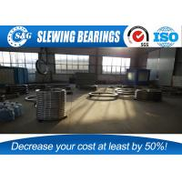 Wholesale Customized High Precision Slewing Ring Bearing For Food Machinery from china suppliers