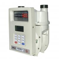 Wholesale Domestic GPRS Remote Reading Prepaid Gas Meter With AMR / AMI System from china suppliers