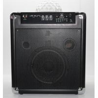 Wholesale Top Laser Disco Light Rechargeable PA Speaker / Portable Speaker Box With Battery from china suppliers