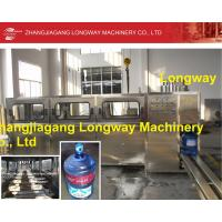 Wholesale Automatic 19L / 5 Gallon Barrel Filling Machine/Big Bottle Water Filling line from china suppliers