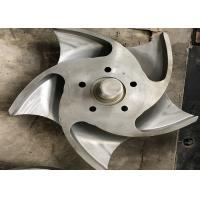 Wholesale 100% interchanable polished Sulzer series centrifugal pump's  impellers from china suppliers