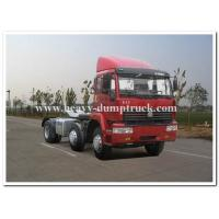 Wholesale New Product HOHAN 6x4 tuck tractor for pulling container tipper trailer from china suppliers