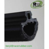 Wholesale EPDM flocking rubber seal used for car from china suppliers