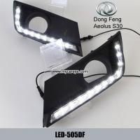 Wholesale Dong Feng Aeolus S30 DRL LED Daytime Running Lights autobody parts upgrade from china suppliers