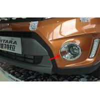 Wholesale Front And Rear Fog Lamp Covers For Suzuki Vitara 2015 Bumper Light Frame from china suppliers