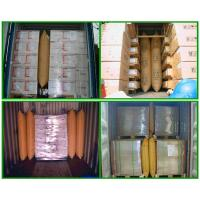Quality Kraft Paper Inflatable Paper Dunnage Air Bag For Container Safety / Air Bags For Shipping Freight for sale