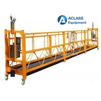 Wholesale 100 m Height Suspended Scaffold Platform Building Construction Tools And Equipment from china suppliers