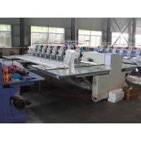 Wholesale 8 Head 12 Needle Industrial Computerized Embroidery Machine With Sequin Device from china suppliers