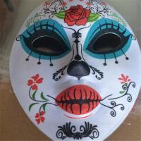 Wholesale Halloween Masquerade Venetian Carnival Full Face Festival Mask from china suppliers