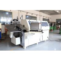 Wholesale Ten Axes Easy Operation Spring Bending Machine With Platform , High Efficiency from china suppliers
