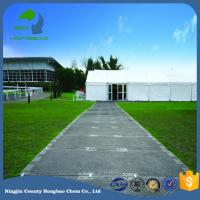 Quality Ground Mat Outdoor Uhmwpe Plastic Sheet for sale