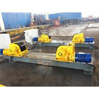 Wholesale Self Centering Conventional Welding Rotator Pipe Turning Rollers 5000kgs Load from china suppliers