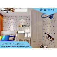 Wholesale Black And White PVC Modern Removable Wallpaper Contemporary Wall Coverings from china suppliers