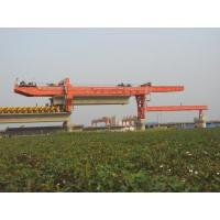 Wholesale Overhead And Gantry Cranes , Launching Truss Bridge Construction Bridge Gantry Crane from china suppliers
