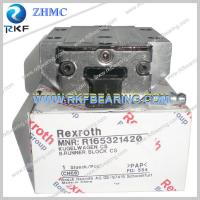 Wholesale Germany Rexroth R165321420 Linear Motion Ball Rail System Runner Block from china suppliers