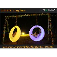 Wholesale Garden Led Swing Seat For Adults / Children , Colorful Modern Led Bar Counter from china suppliers