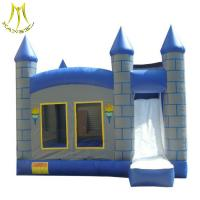 Wholesale Hansel hot selling inflatable amusement park jumping castle frozen bouncy castle in guangzhou from china suppliers