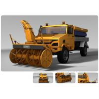 Wholesale Snow sweeper vehicle from china suppliers