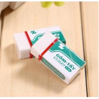 Wholesale PVC Eco-Friendly Student eraser from china suppliers