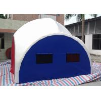 Wholesale Red / Blue Durable Iinflatable Family Tent / Inflatable Outdoor Tent  For Activity Or Event from china suppliers
