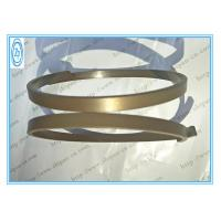 Wholesale Bulldozer Pneumatic Cylinder Seals , PTFE Bronze Hydraulic Piston Rings from china suppliers
