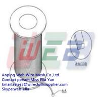 Stainless steel flat wire for making cleaning ball