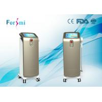 Wholesale Big promotion 808nm diode laser permanent hair removal beauty euiptment from china suppliers