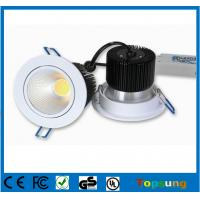 Wholesale 6W round 180 degree dimmable led downlight 6000K from china suppliers