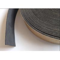 Wholesale Black Color EVA Self Adhesive Foam Tape For Steel / Metal / Machine / Car from china suppliers