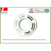 Buy cheap CNC Machined Plastic Parts , High Precision Plastic Injection Spacer from wholesalers