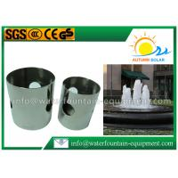 """Wholesale DN25 1"""" Stainless Steel Fountain Nozzles Cup Shape For Indoors / Outdoors from china suppliers"""