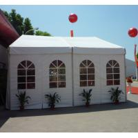 Wholesale Steel Frame Material Commercial Party Tent With Special Roof Flexible Poles from china suppliers
