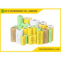 Wholesale .2V 3.6 Volt Nickel Cadmium Battery For Medical Device / Metal Detectors from china suppliers