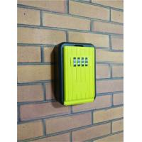 Wholesale 4 Digit Dialing Outdoor Key Safe Lock Box Weatherproof Wall Mounted from china suppliers