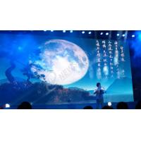 Wholesale Waterproof Large Indoor HD LED Display Board , Stage Background Led Screen IP21 from china suppliers