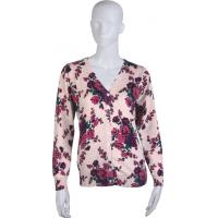 Wholesale lady cashmere sweater garment from china suppliers