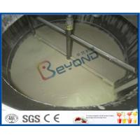 Wholesale 1 - 50T / H Integrated Butter Making Equipment For Butter Manufacturing Process from china suppliers